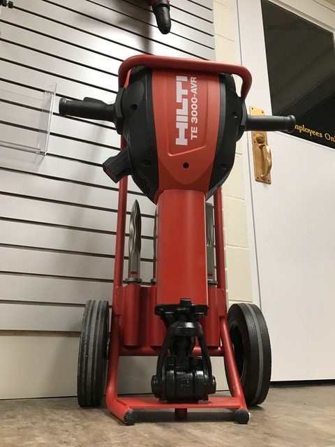 Hilti TE 3000-AVR Electric Demo Hammer