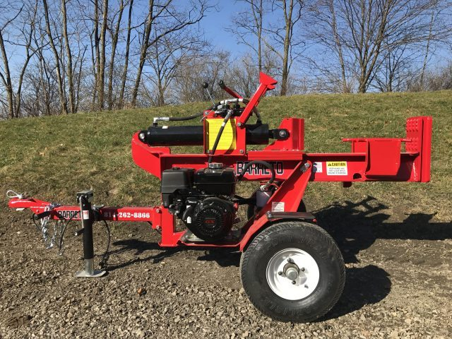 Barreto 922LS 22 Ton Log Splitter