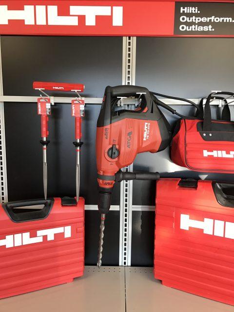 Hilti TE 70-ATC AVR Electric Combi-hammer