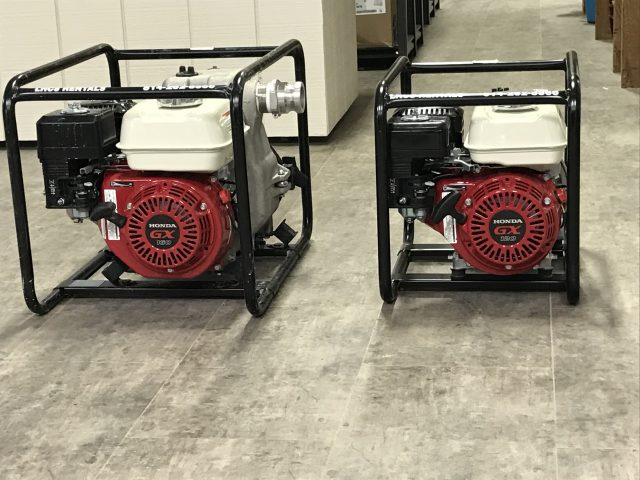 2″ Gas Water Pumps