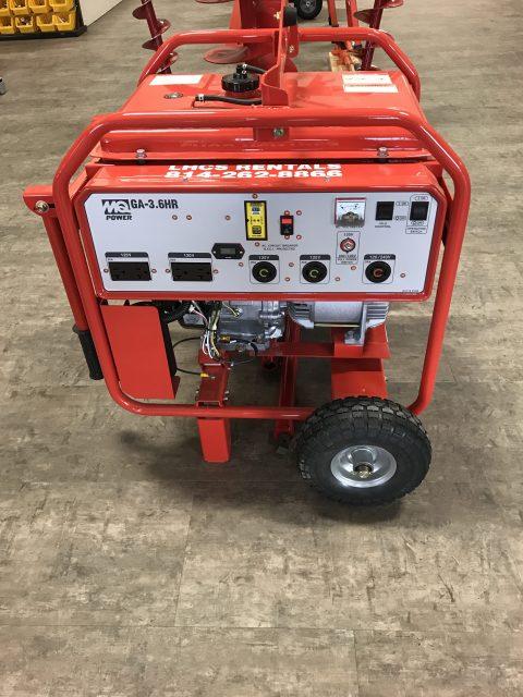 Multiquip 3.6KW Honda Gas Generator