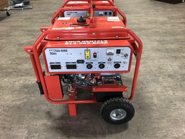 Multiquip 6KW Honda Gas Generator