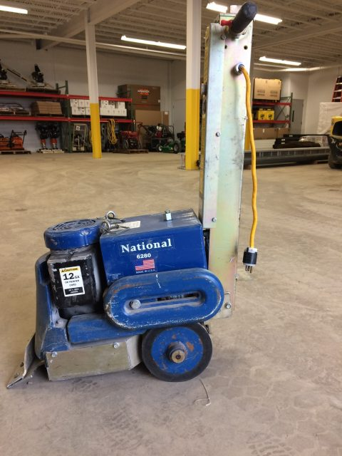 Hilti Dg 150 Floor Grinder W Vac Laurel Highlands Tool