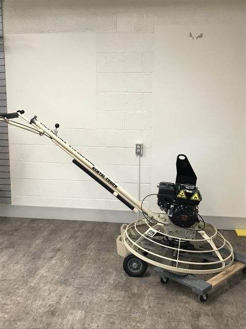 36″ Power Trowel