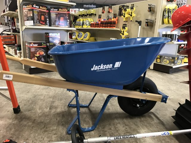 Jackson M6 Wheelbarrows