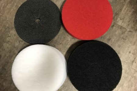 Floor Buffer Pads