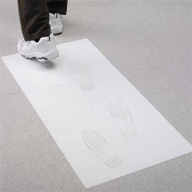 24″ X 36″ Sticky Walk Off Mats
