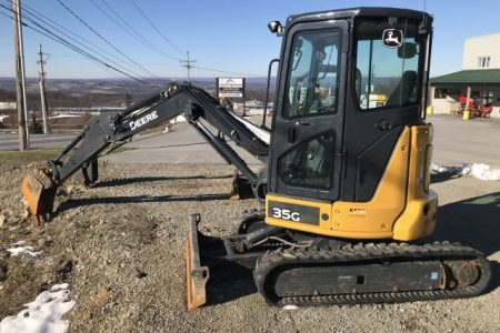 John Deere 36G Mini Excavator