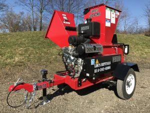 Barreto 31HP Wood Chipper/Mulcher