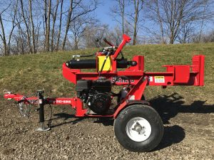 Barreto 22 Ton Log Splitter